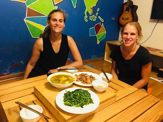 Ga Hostel - Cooking Class