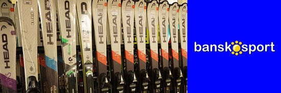 Bansko, Bulgarien: our new ski and snowboard equipment