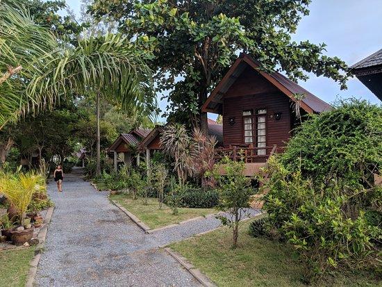 Thai House Beach Resort Photo