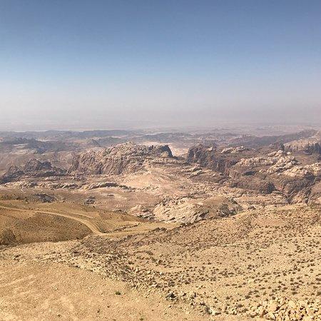 Visually stunning desert.
