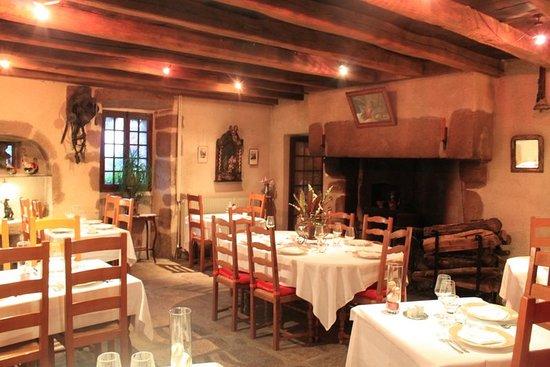 Bessines-sur-Gartempe, Γαλλία: Salle a manger
