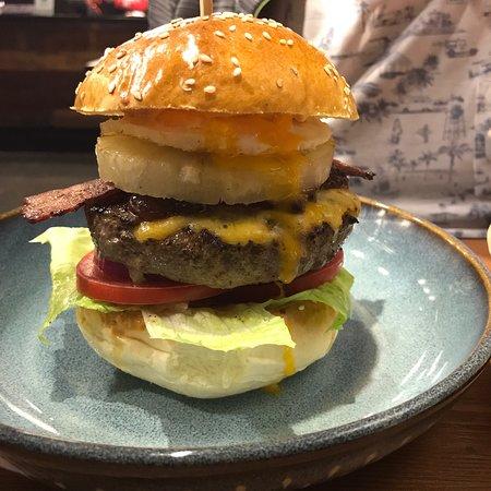Burger Austine