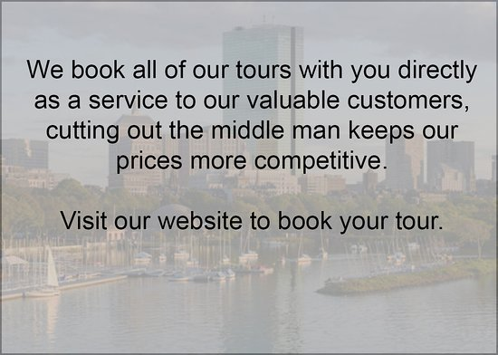 ‪Boston Private Tours - Day Tours‬