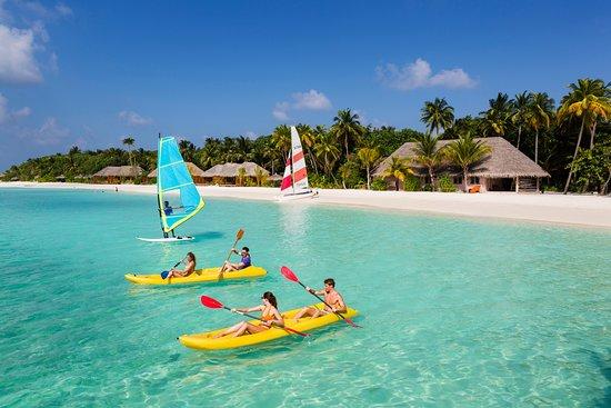 Veligandu Island Resort & Spa: Water Sports