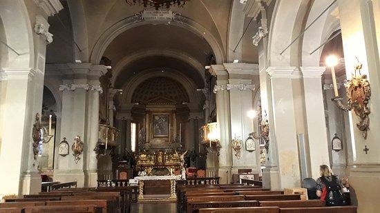 San Secondo Parmense, อิตาลี: La nave principal