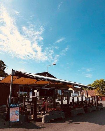 Praestoe, Dänemark: Café Mocca