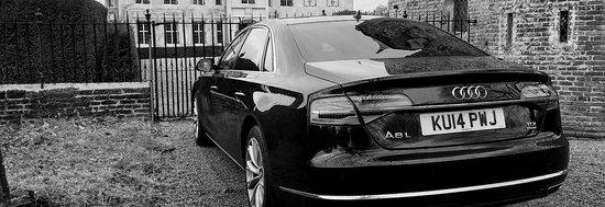 Executive Travel Cars UK: London Gatwick executive chauffeurs
