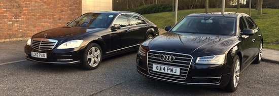 Executive Travel Cars UK: Sussex Corporate Chauffeurs