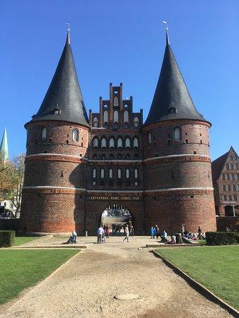 Altstadt Lübeck Foto