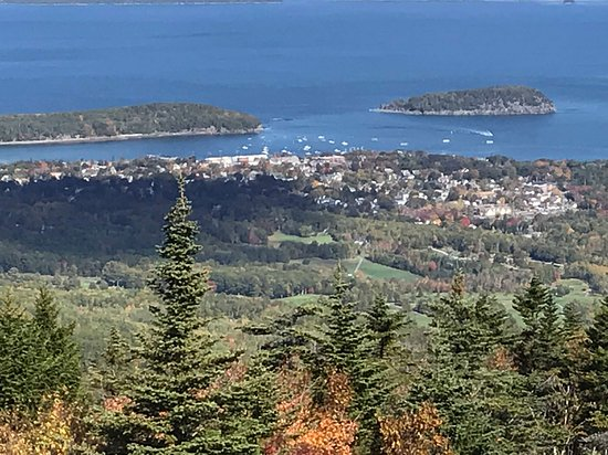Bar Harbor Maine Picture Of Oli S