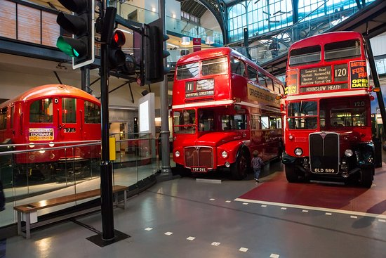 ‪London Transport Museum‬