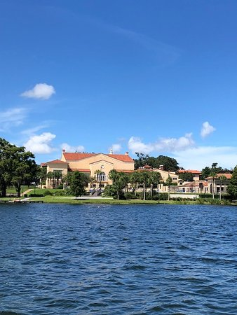 Rollins College. Nice place.
