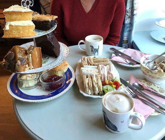 Afternoon Tea for two!