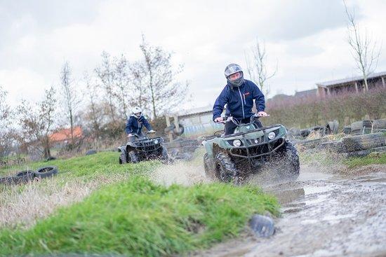 Poperinge, België: Quad Driving Adults