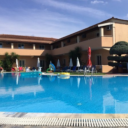 Pool - Eleni Apartments Photo