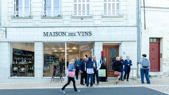 Maison des Vins de Bourgueil