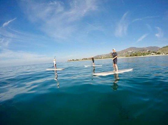 Hana Paddle Boards: Morning in Malibu
