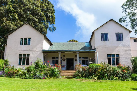 Limuru, เคนยา: Kiambethu Farm main house