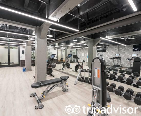 Fitness Center at the Hotel Spero