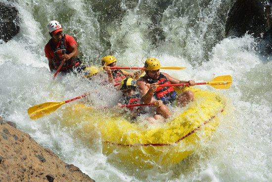 RCR Rafting Guanacaste