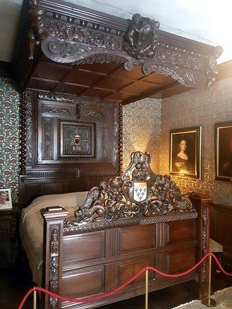 Oxburgh Hall: Inside the House
