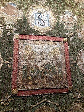 Oxburgh Hall: Tapestries