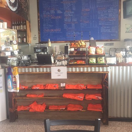 Brownsburg, IN: Good espresso coffee.