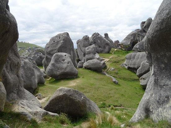 Castle Hill, Νέα Ζηλανδία: Vue