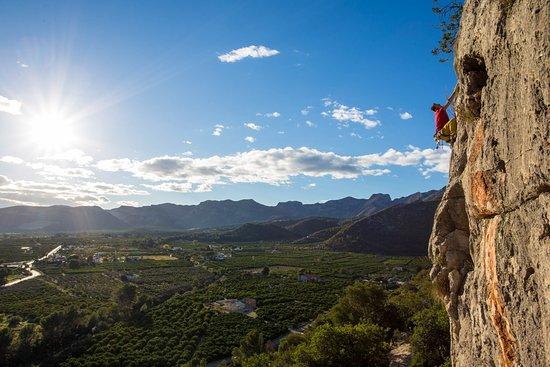 Valencia Climb