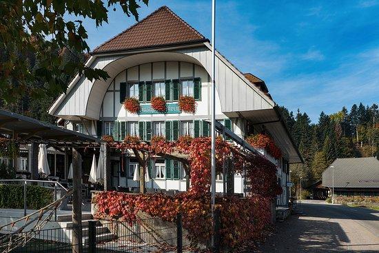 Eggiwil, Switzerland: Aussenansicht