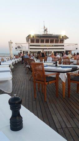 Wave Dancer Boat Trips: filling up nicely