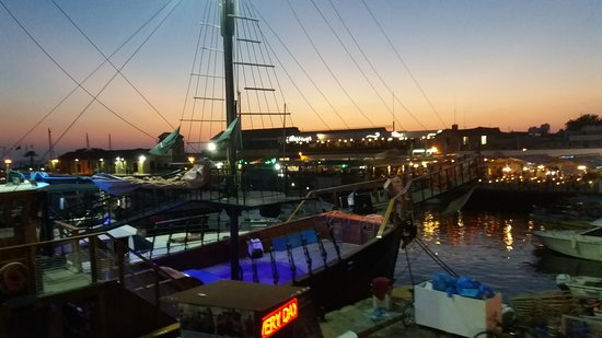 Wave Dancer Boat Trips: Paphos Harbour