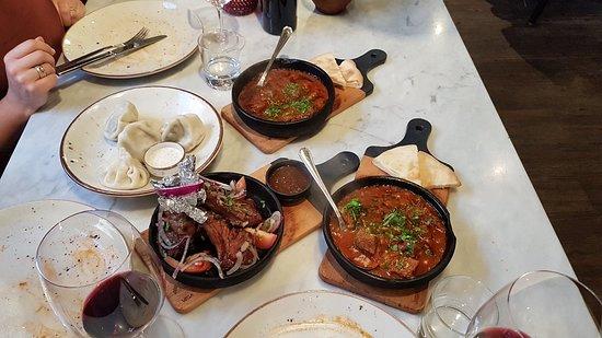 Ảnh về Georgian House Restaurant