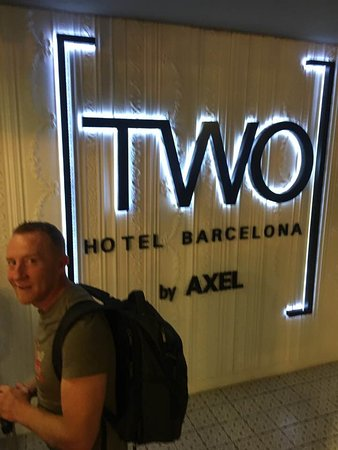 4 Night stay at the TWO Hotel Barcelona by Axel