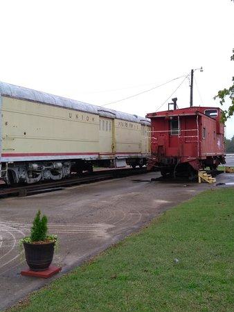 Mo-Ark Regional Railroad Museum (Poplar Bluff) - 2019 All