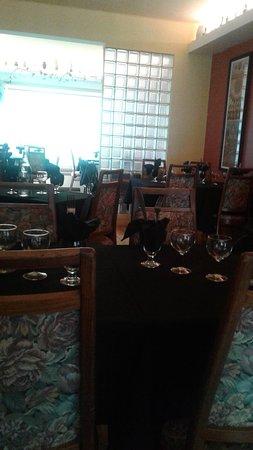 Thetford Mines, Canada: Tables
