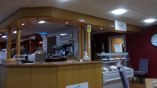 Abernethy, UK: counter