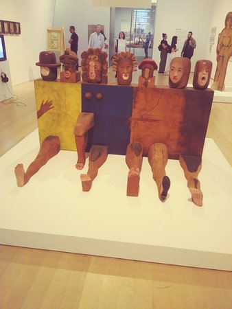 Afro Latino Exhibit