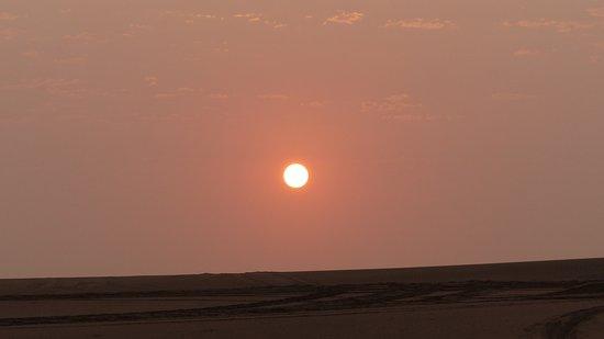 Skeleton Coast National Park, Namibia: Dawn on the Skeleton Coast