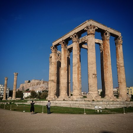 Athens Sunion Delphi