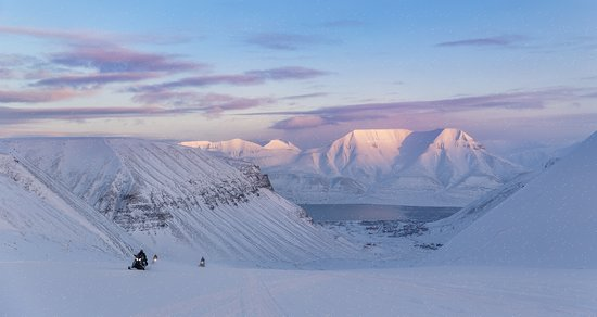Discover Svalbard