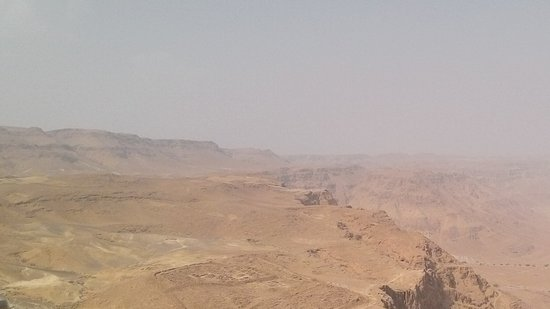 Masada. campamento romano de cerco