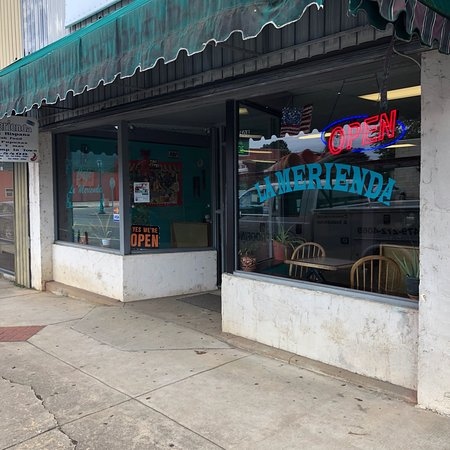 Danville, AR: Cafe La Merienda