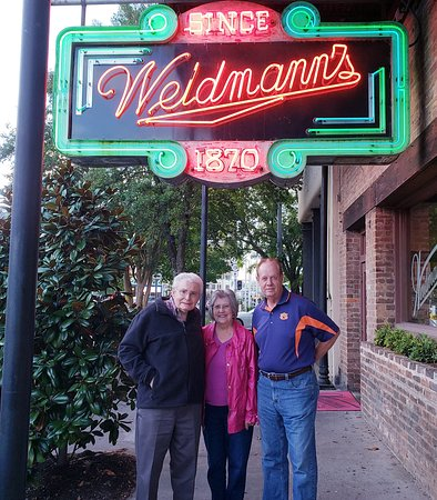 Weidmann's: Fun evening!