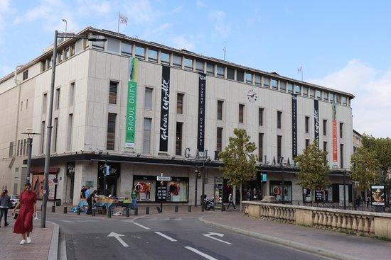 Galeries Lafayette - Corner Cosmoparis
