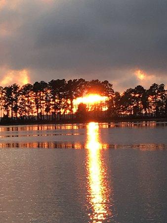 Prosperity, SC: Beautiful sunsets!!