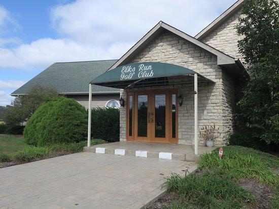 Batavia, OH: Entrance.