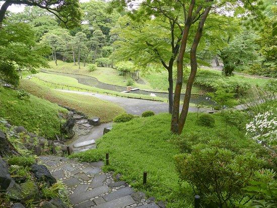 Koishikawa Korakuen Garden: Koishikawa Korakuen, Tokyo