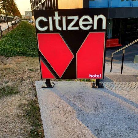 citizenM Paris Charles de Gaulle Airport Hotel Photo