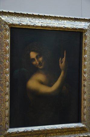 Da Vinci – John the Baptist